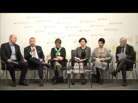 Ukraine's Internally Displaced Persons Hold a Key to Peace Agenda. Panel 2. UCMC 28.11.2017