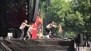 Video Ruhr Raggae Summer 2017// Dancehall workshops by Steffi Dance & Munixx Inna Motion & Wine'n'Shine download MP3, 3GP, MP4, WEBM, AVI, FLV September 2018