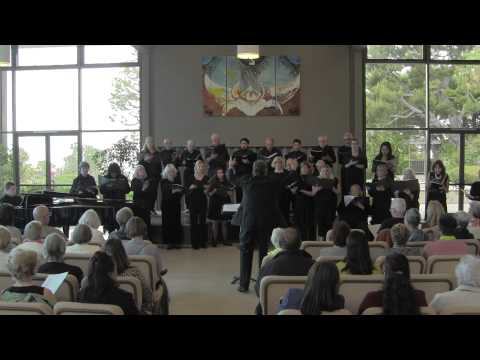Pacific Unitarian Church Performs Faure Requim Part 1 of 2 on May 5, 2013