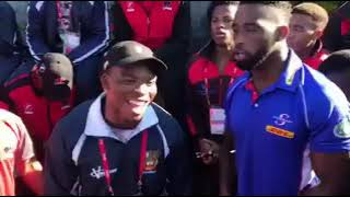 siya kolisi neborder and ep craven week 2018 gwijo