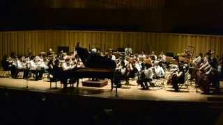 Gabriel Quiña - César Franck, Variations Symphoniques