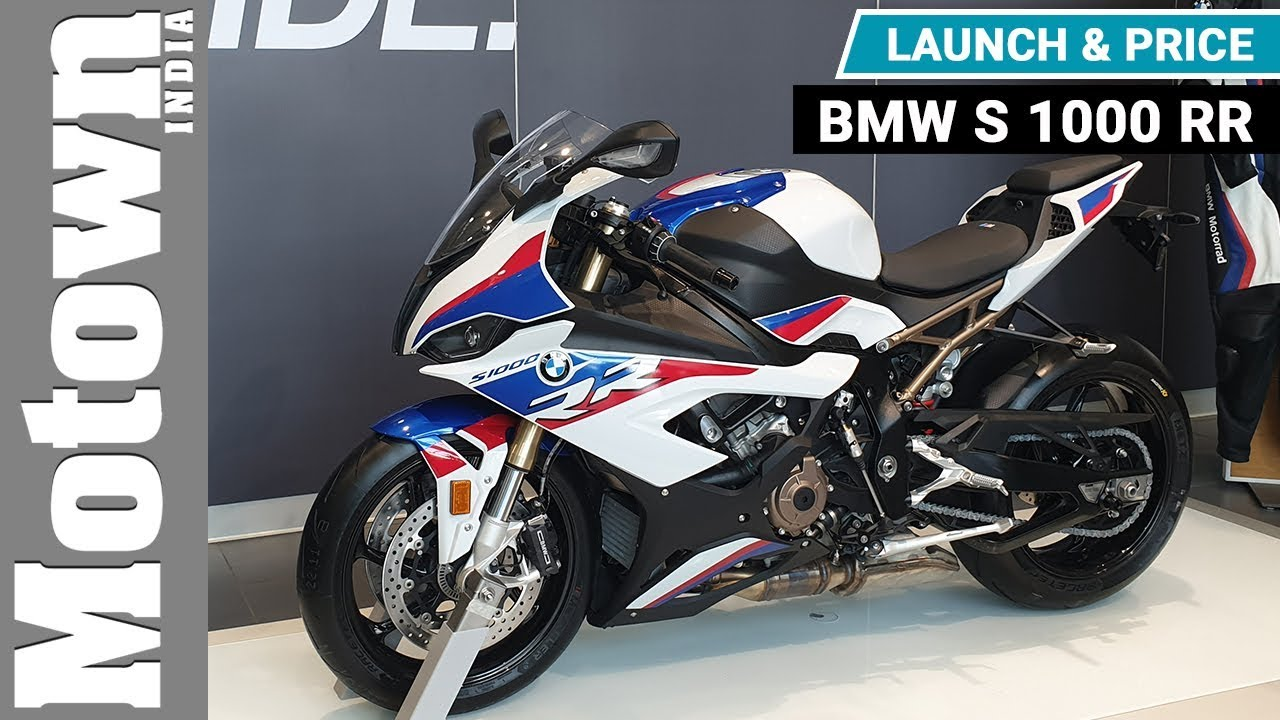Bmw S1000rr 2020 Price In India