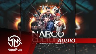 Shyno Ft Mr Fox, Reyi & Japanese - Narco Cultura | AUDIO