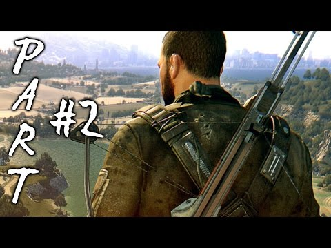 Dying Light The Following Walkthrough Gameplay Part 2 - Ezgi - Mission 2 (PS4 Xbox One)