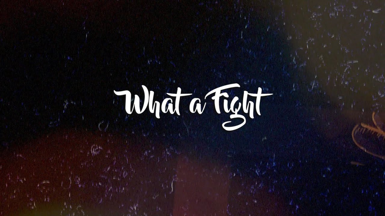 Fadda Moses x Blue Lava - What a Fight [Official Lyric Video 2018] #1