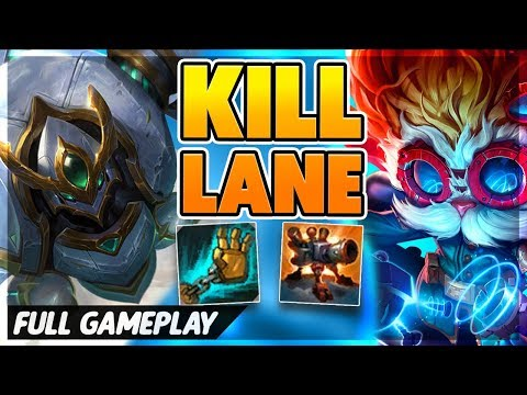GUARANTEED WIN BOTLANE - BunnyFuFuu Full Gameplay