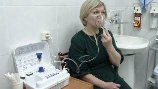 Новый кабинет физиотерапии для сотрудников площадки «Б» ВСМПО
