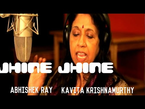 ABHISHEK RAY |KAVITA KRISHNAMURTHY| JHINE-JHINE | UNPLUGGED STUDIO SESSION| OFFICIAL VIDEO SONG| HIT