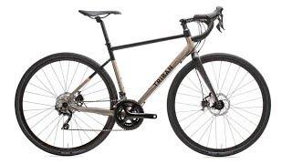 Triban RC 520 Gravel Adventure Bike - первый обзор