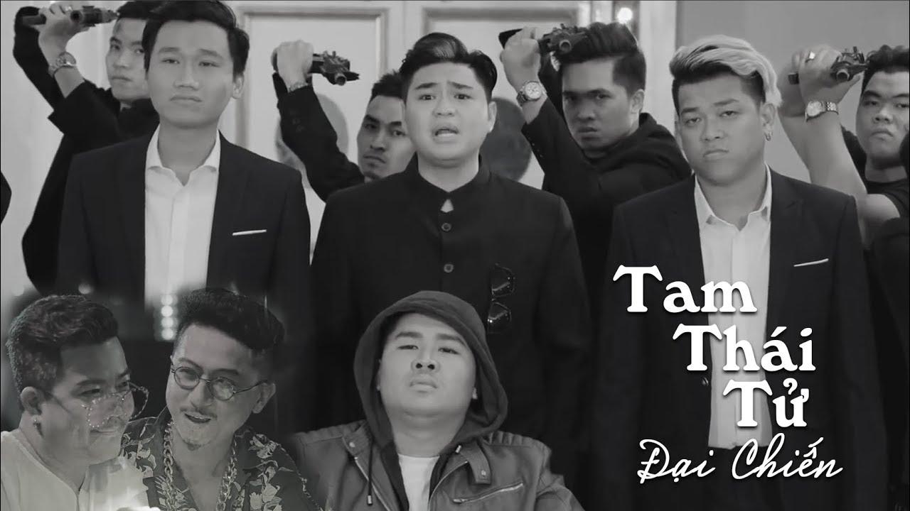 Phim Hài 2018 Tam Thái Tử Đại Chiến - Xuân Nghị, Thanh Tân, Duy Phước, Hứa Minh Đạt