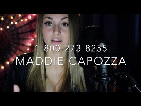 1-800-273-8255 - Logic ft. Alessia Cara & Khalid (Maddie Capozza cover)