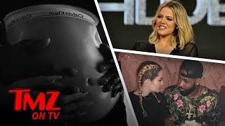 Khloe Kardashian Is Pregnant, Not Married! | TMZ TV