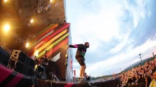 МАКС КОРЖ - НОЯБРЬ (LIVE VIDEO С HIP-HOP MAYDAY 2016)