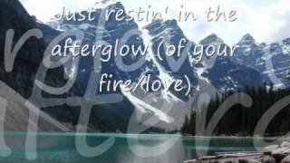 AFTERGLOW  with LYRICS - GREAT WHITE