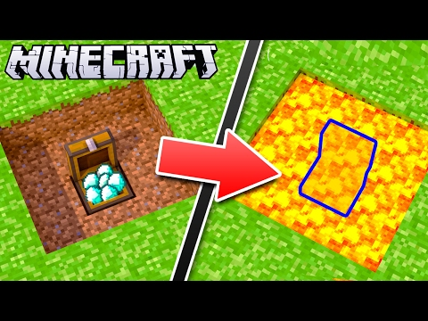 EASY Ways to HIDE your Minecraft Diamonds!