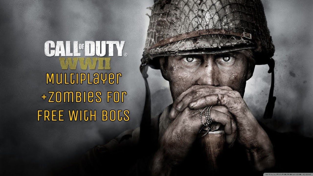 call of duty wwii free download (multiplayer & zombies and bots)