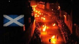BBC Coast - Hogmanay Fireballs at Stonehaven
