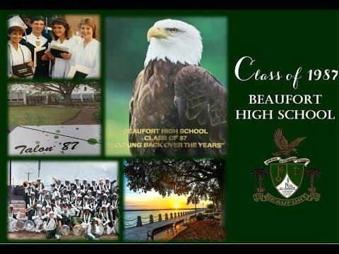 Beaufort High School Class of 1987 30th Reunion