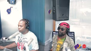 Teejay & Louie Culture Live On OJO #TurnItUpFridays