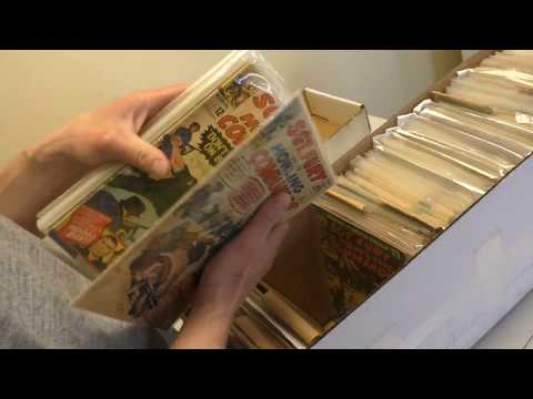 Long Box Lot 1 Sell My Comic Books Vintage Unboxing