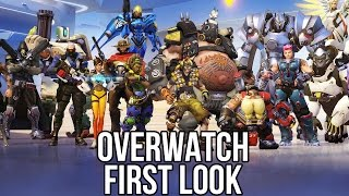 Overwatch (B2P Online Shooter): Watcha Playin