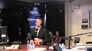 ex WWE @CMPunk Shows Staph infection scar - @OpieRadio