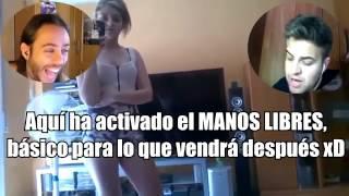 Broma Telefónica a Maria Rispa de Chicos y Chicas | Video borrado de Giorgio y Tortosicrack