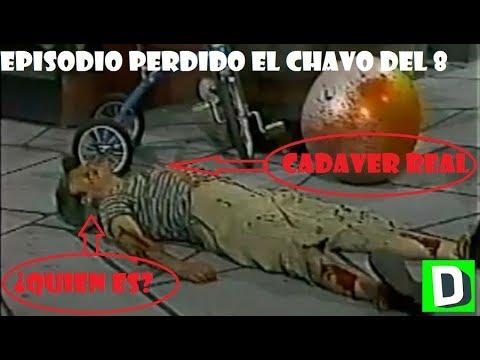 💎 ESCALOFRIANTE EPISODIO PERDIDO 142 DEL CHAVO DEL 8 CAPITULO FÚNEBRE MUERTE DEL CHAVO (CENSURADO)