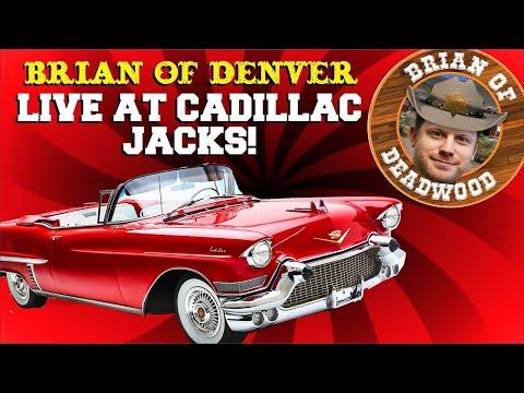 Back In Deadwood - $5,000 Live Casino Slot Action