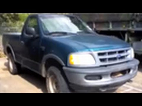 1998 ford truck bed