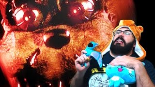OMG SO SCARY RIGHT? | Five Nights at Freddy's 4