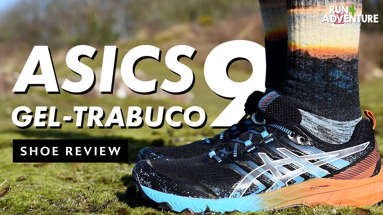 ASICS GEL-TRABUCO 9 Trail Running Shoe Review | Best Asics Running Shoes | Run4Adventure