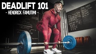 How To Improve Your Deadlift With Hendrick Famutimi