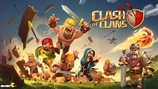 Clash of Clans: 6 Barbarian Kings Attack!