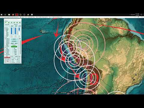 3/04/2019 -- Global Earthquake Update -- Spread of seismic activity across vast regions quickly