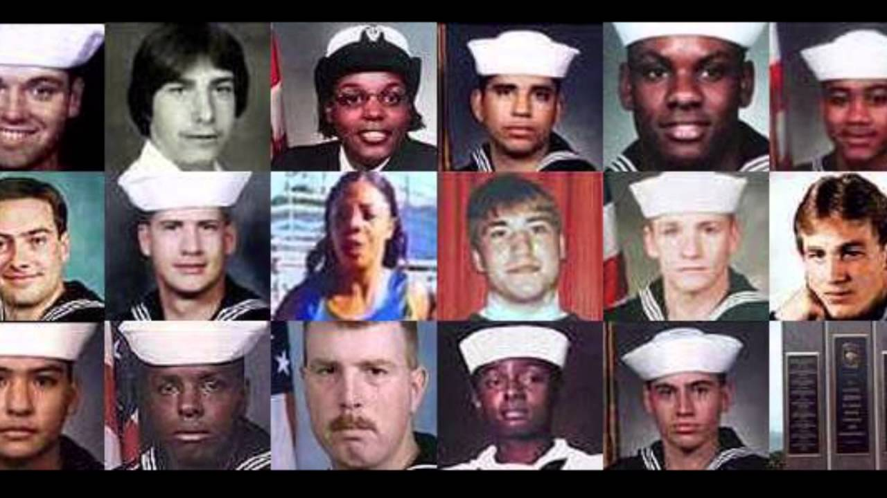 Image result for pictures of uss cole bombing