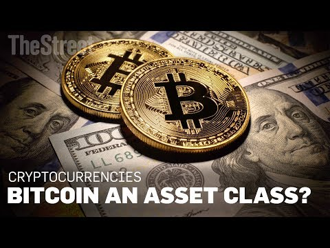 Cryptocurrency: It's Too Early To Call Bitcoin An Asset Class