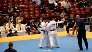 Takehiro Kaga vs Masanaga Nakamura