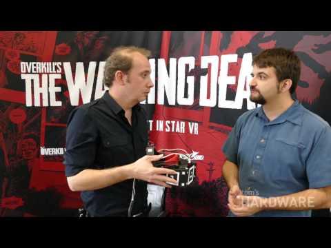 Immersed 2015 VR Conference Starbreeze Studios StarVR Interview