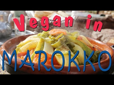 Vegan unterwegs in MAROKKO | Tajin & Couscous geht immer :-)