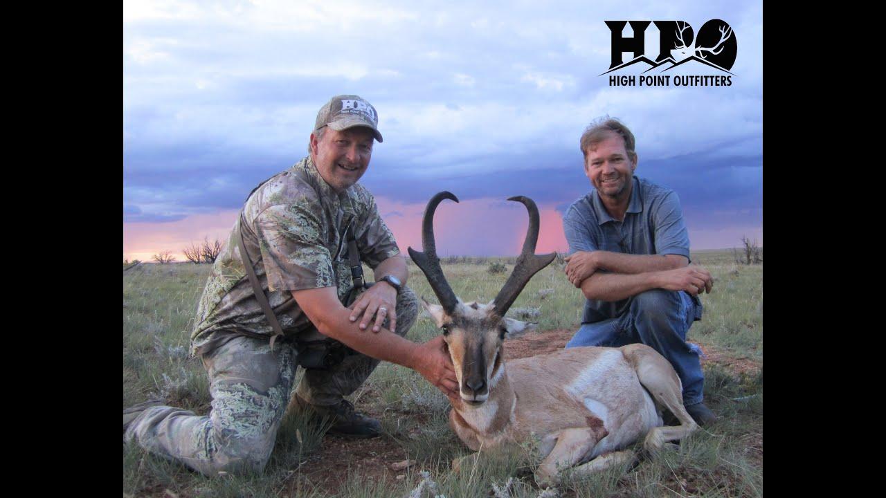 Arizona Antelope unit ...