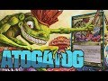 SCARIEST in MTG?! Atogatog - Magic: The Gathering Lore