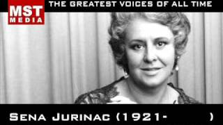 100 Greatest Singers: SENA JURINAC