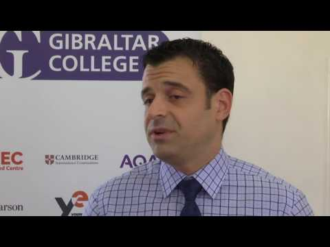 Gibraltar College offers new courses 09.09.2016