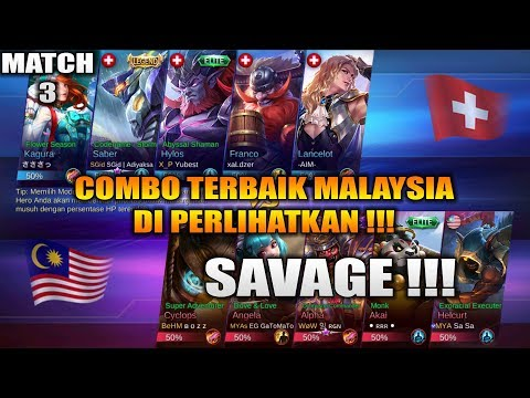 Combo Terbaik MALAYSIA di Perlihatkan !!! MALAYSIA VS SWITZERLAND Arena Contest