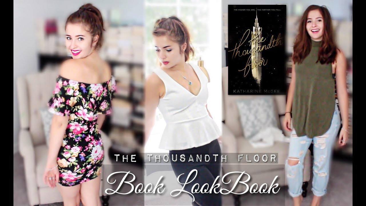 Book Inspired LookBook | The Thousandth