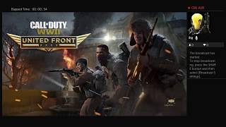 Call of duty WW2 Chillstream