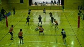 H29.4.23むつ市春季バレーボール大会①