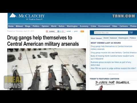 Mexican Gangs Move to Honduras