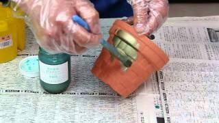 新日本造形© さびカラー(青さび)の使い方 thumbnail
